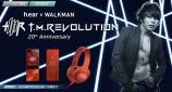ソニーストア限定 h.ear×WALKMAN 「T.M.Revolution 20th Anniversary」モデル販売中!