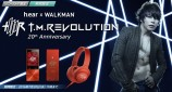 ソニーストア限定 h.ear×WALKMAN 「T.M.Revolution 20th Anniversary」モデル販売中!