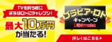 SONYの『ブラビア・ロトキャンペーン Ultimate』やってみた!